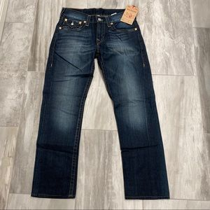 Men's New With Tags True Religion Jeans